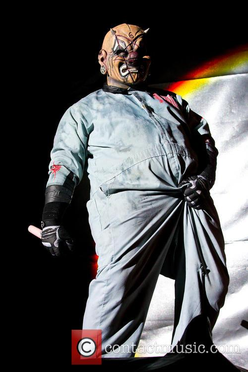 "Shawn ""Clown"" Crahan, Slipknot, Metaltown"