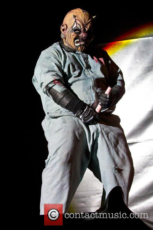 shawn clown crahan slipknot metaltown festival 2013 3748459