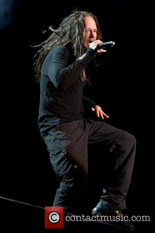 Picture korn at metaltown festival