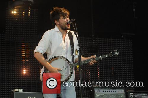 Winston Marshall, Mumford and Sons 1