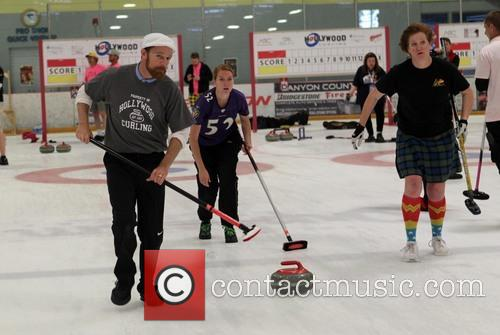 Celebrity Charity Curling Match