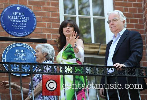 Bill Kenwright, Vikki Michelle and Edith Sykes 8
