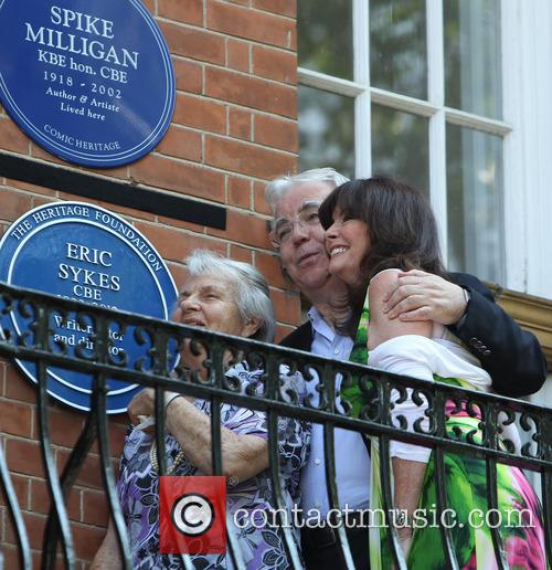 Bill Kenwright, Vikki Michelle and Edith Sykes 1