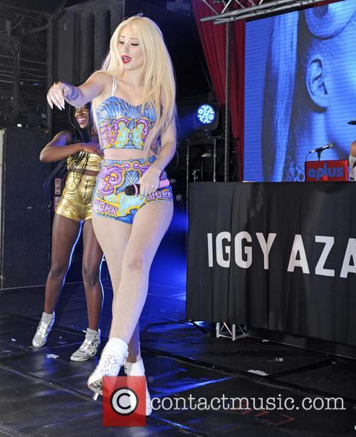 Iggy Azalea live at G-A-Y