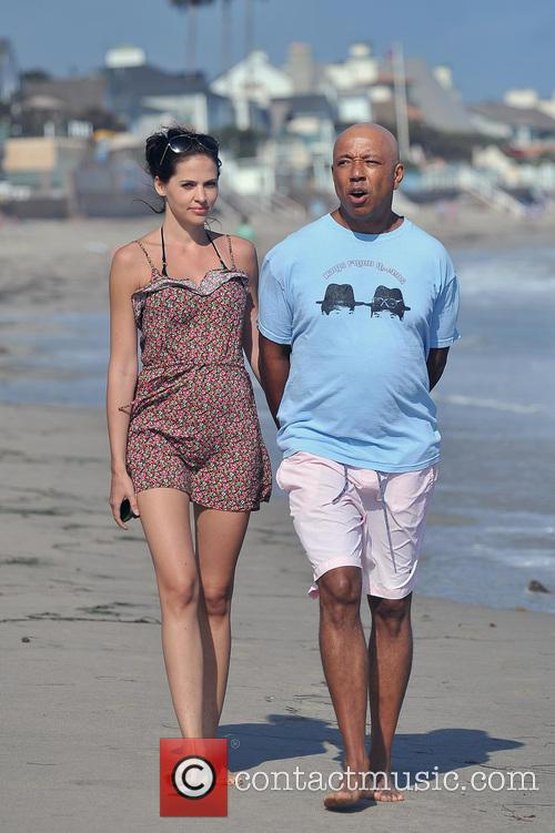 Russell Simmons and Hana Nitsche 3