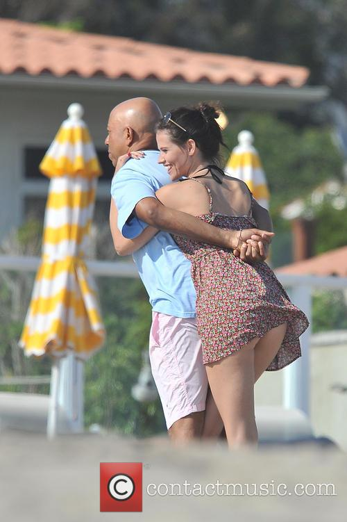 Russell Simmons and Hana Nitsche 1