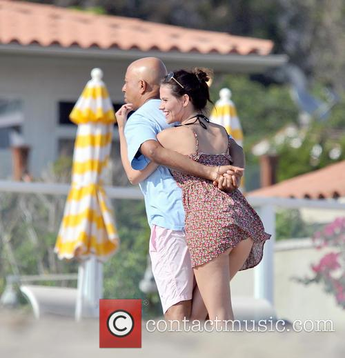 Russell Simmons and Hana Nitsche 4