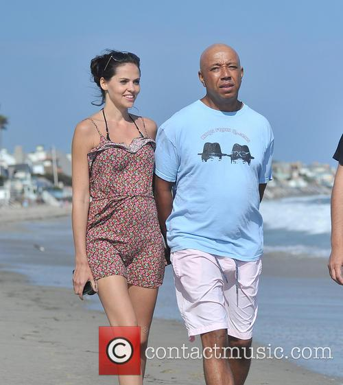 Russell Simmons and Hana Nitsche 5
