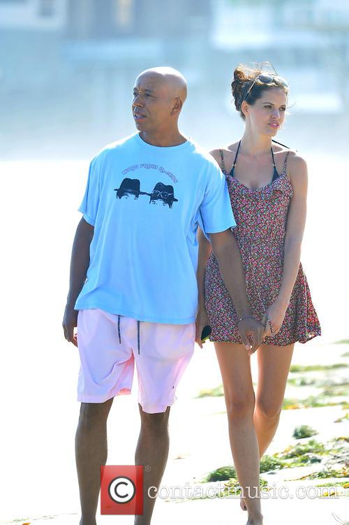 Russell Simmons and Hana Nitsche 6