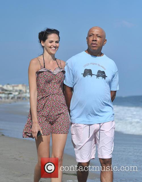 Russell Simmons and Hana Nitsche 8