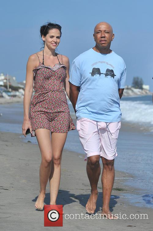 Russell Simmons and Hana Nitsche 9