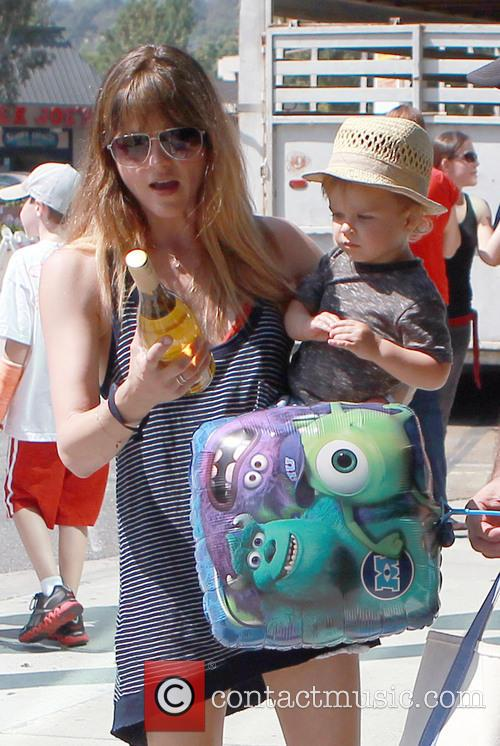Selma Blair and Archie Bleick 6
