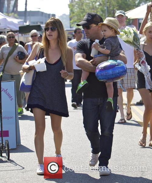 Selma Blair and Arthur Bleick 9
