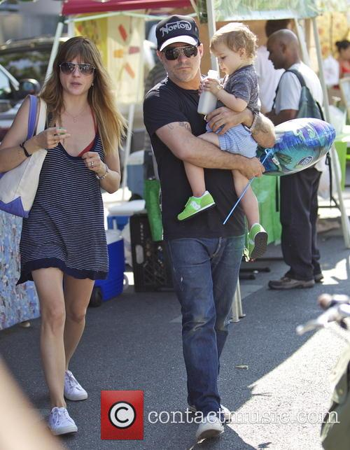 Selma Blair and Arthur Bleick 10