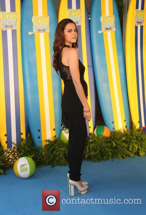 maia mitchell uk screening of disney channels 3748198