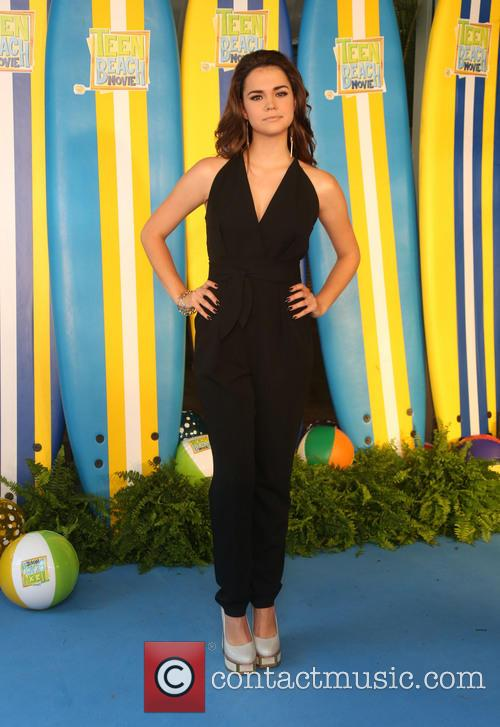 maia mitchell uk screening of disney channels 3748199
