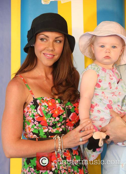 Michelle Heaton, Faith, Disney