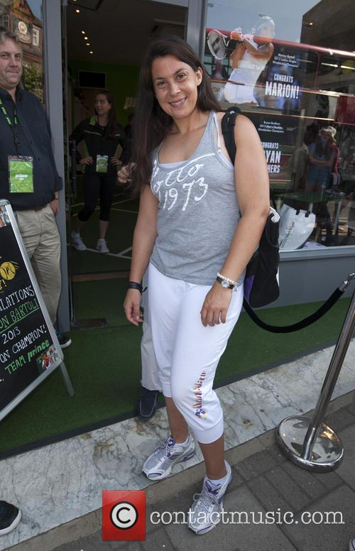 Wimbledon, Marion Bartoli and Tennis 3
