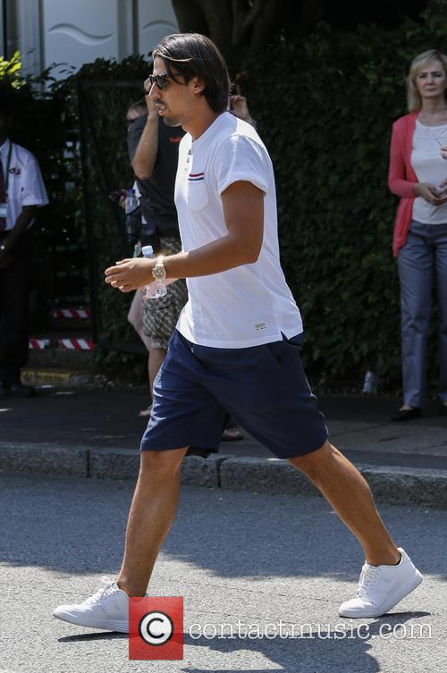 Wimbledon, Sami Khedira and Tennis 10