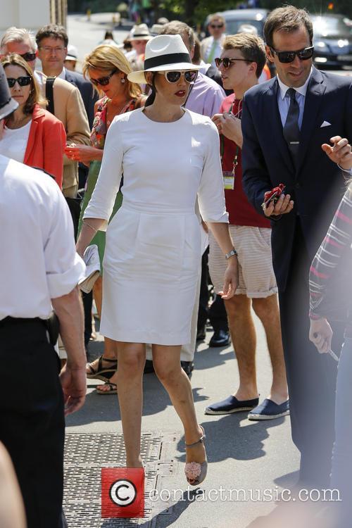 Wimbledon, Greg Rusedski, Lucy Connor and Tennis 2