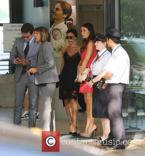 Victoria Beckham and Bradley Cooper 2