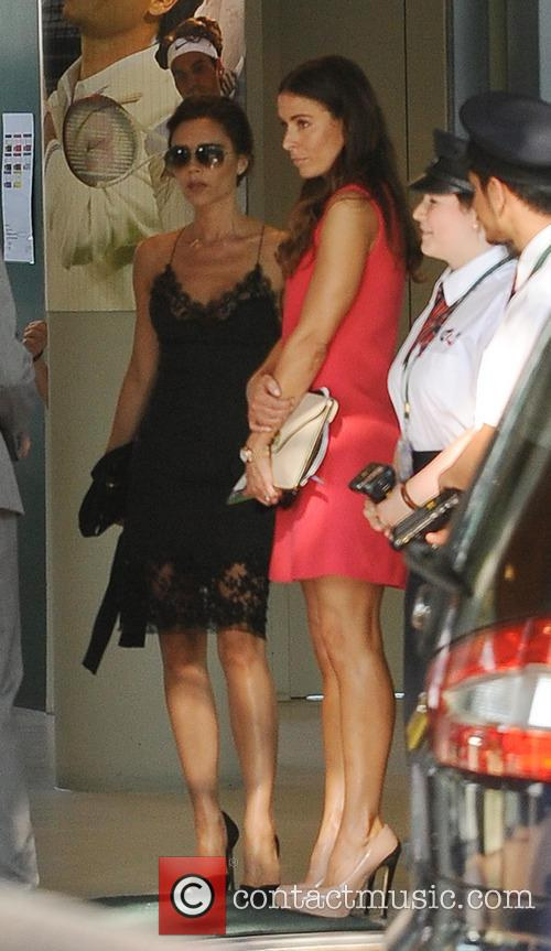 Victoria Beckham and Tanya Ramsey 4