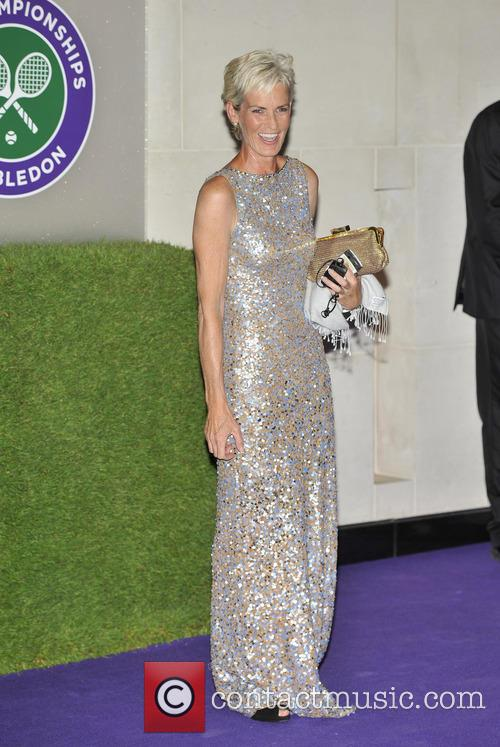 Judy Murray Strictly Come Dancing