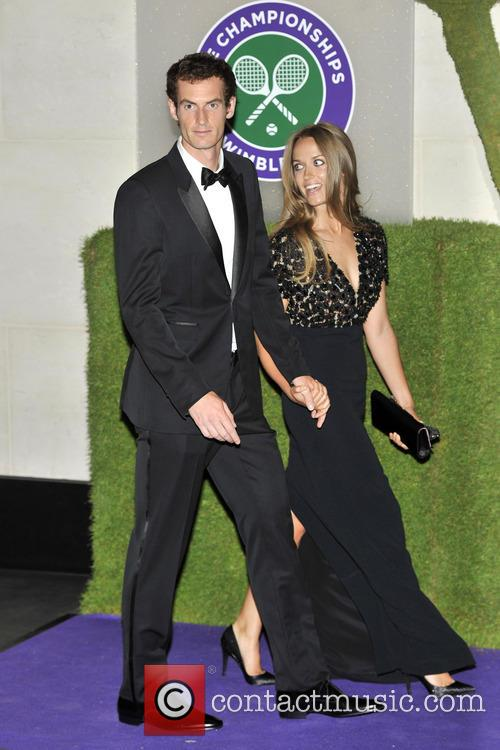 Andy Murray and Kim Sears 11