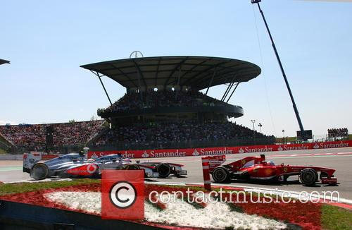F1 - German Formula One Grand Prix