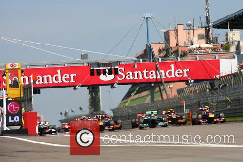 F1 - German Formula One Grand Prix
