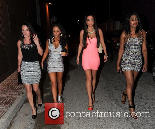 Tulisa Contostavlos and Chelsee Healey 3
