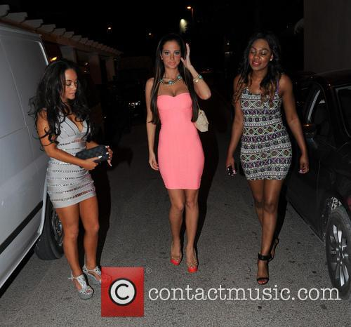 Tulisa Contostavlos and Chelsee Healey 5