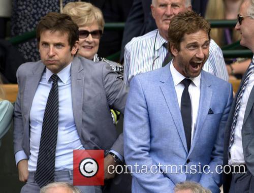 Bradley Cooper and Gerard Butler 1