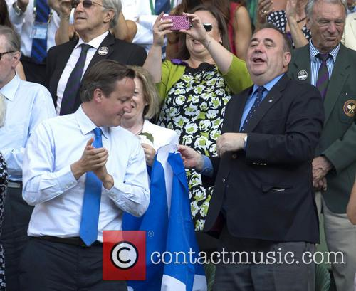 David Cameron and Alex Salmond 1