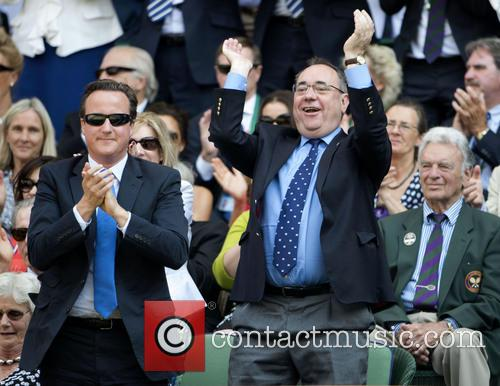 David Cameron and Alex Salmond 3