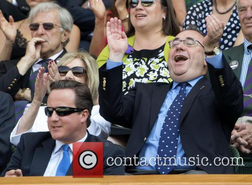 David Cameron and Alex Salmond 5