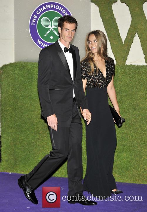Andy Murray and Kim Sears 2