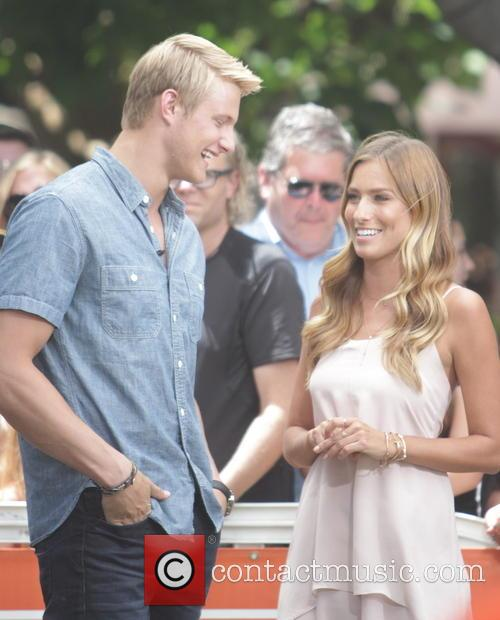 Alex Ludwig and Renee Bargh 3