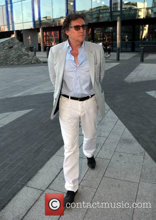 Actor Gabriel Byrne arriving at The Bord Gais...