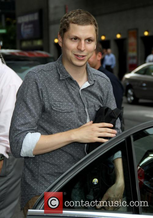michael cera celebrities appear on the letterman 3750130