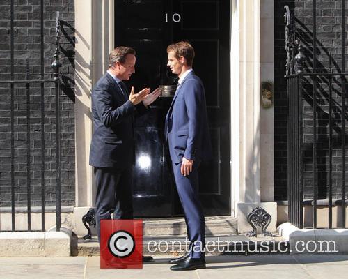 Andy Murray and David Cameron 1