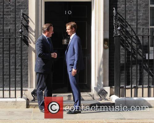 Andy Murray and David Cameron 9