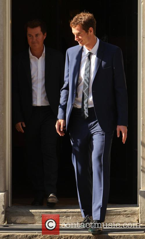 Andy Murray, Simon Fuller, 10 Downing Street