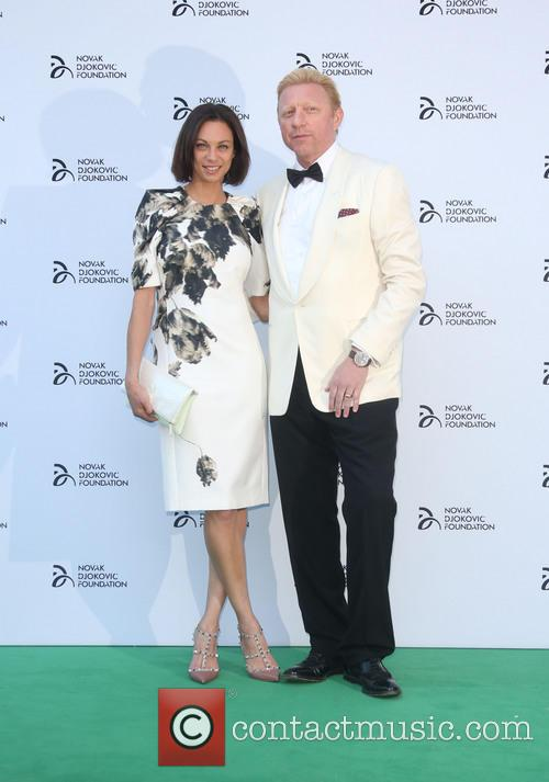 Boris Becker and Lily Becker 2
