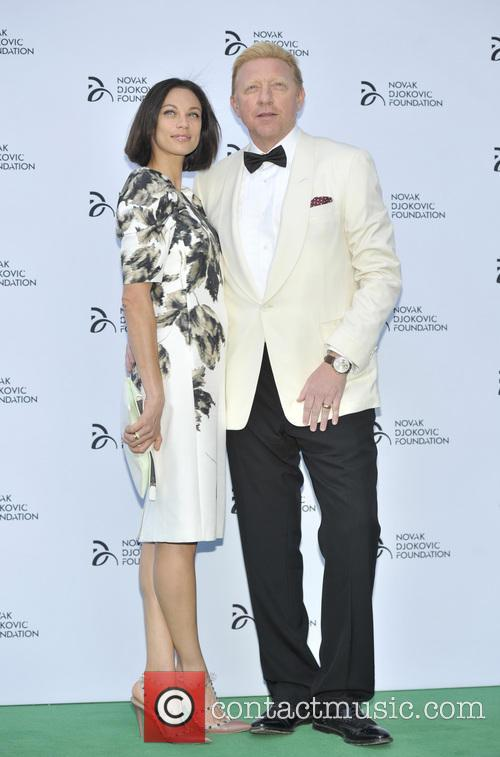 Boris Becker and Lilly Becker 8