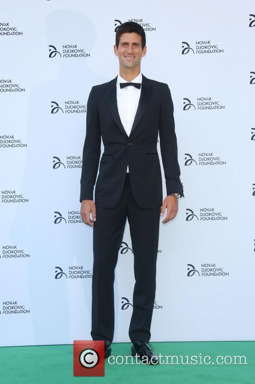 Novak Djokovic Foundation Event