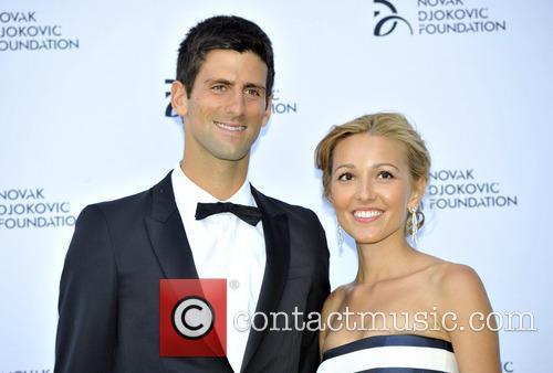 Novak Djokovic and Jelena Ristic 4