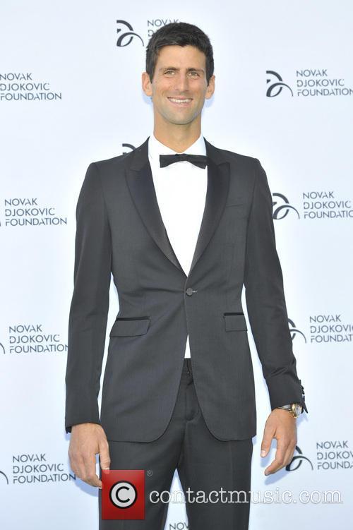 Novak Djokovic and Jelena Ristic 14