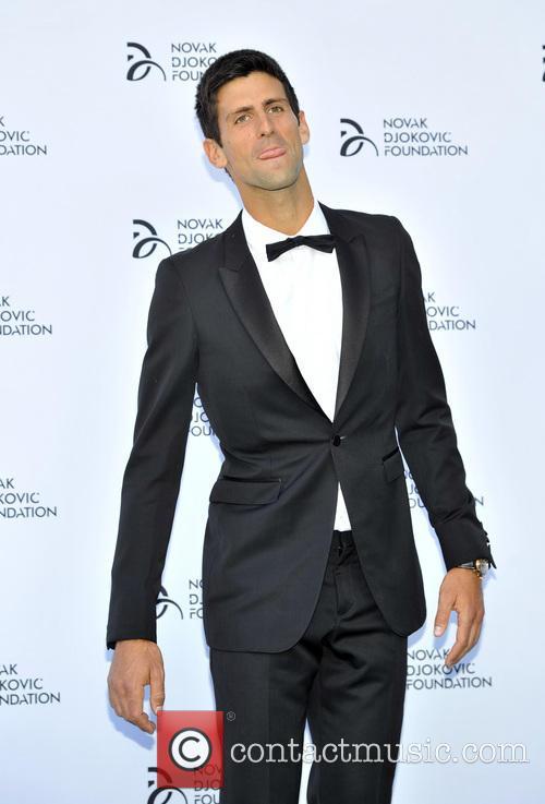 Novak Djokovic 3