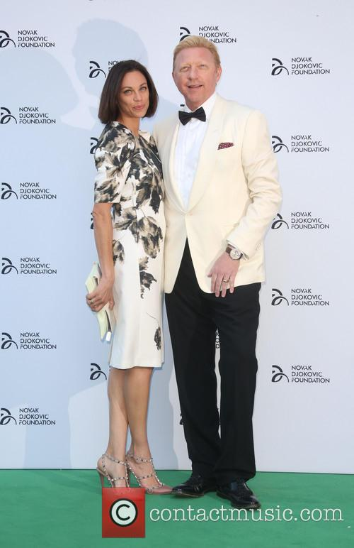 Boris Becker and Lilly Becker 1